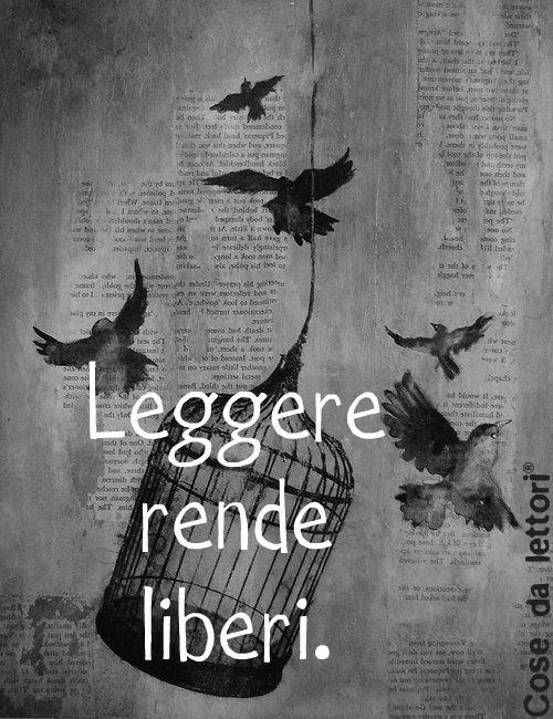 Leggere rende liberi