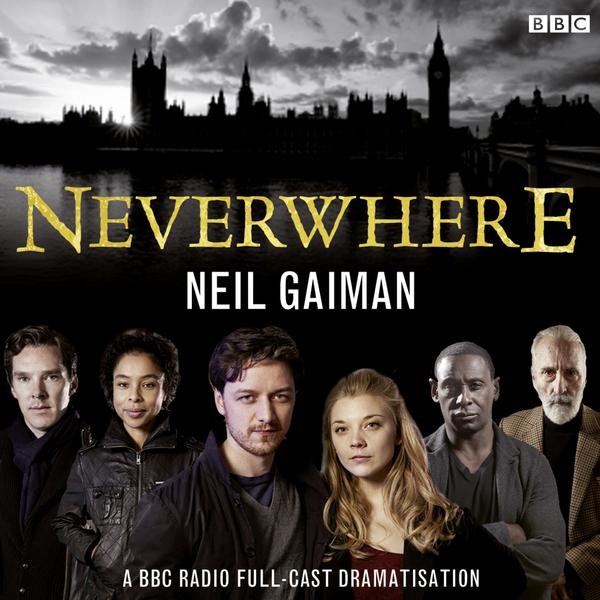 Neverwhere audible adaptation