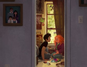 Eleanor and Park by Simini Blocker