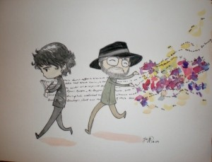 Gaiman and Pratchett